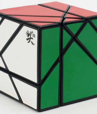 大雁 七巧板 異形魔術方塊 速解品牌 無貼紙 7巧板