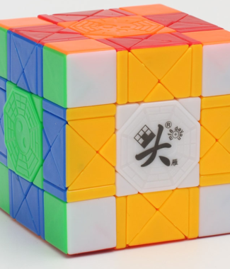 大雁 八卦 異形 魔術方塊 玩具 困難 解謎 puzzle 益智 魔方