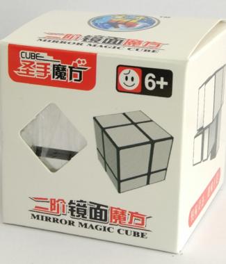 聖手二階鏡面 魔術方塊 異形 魔方 速解品牌 便宜 2階 概念方塊 SS
