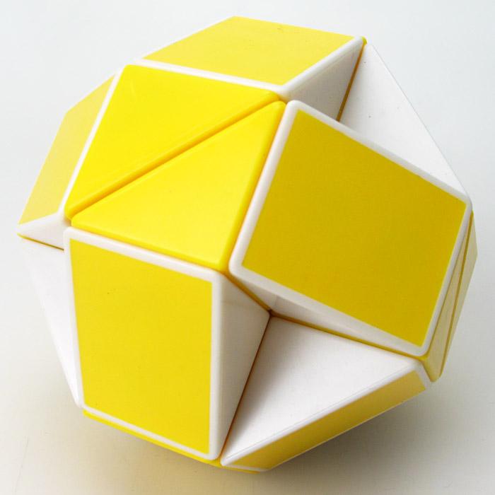 聖手 百變 魔尺 紅白色藍白色 可變化形狀 24節 二十四 玩具 兒童 益智遊戲 魔術方塊 玩具