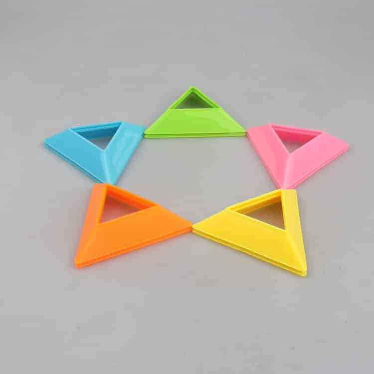 FO 魔域魔術方塊 彩色底座 配件 二階三階四階五階六階更高階魔方都可以用 三角置架 3角置架