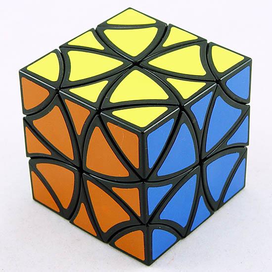 藍藍 蝴蝶 魔蝶 魔方 異形 魔術方塊 速解品牌 玩具 lanlan