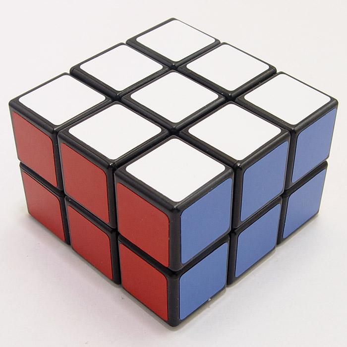 藍藍 332 不等階 233 黑白色 魔術方塊 三三二三三 異形