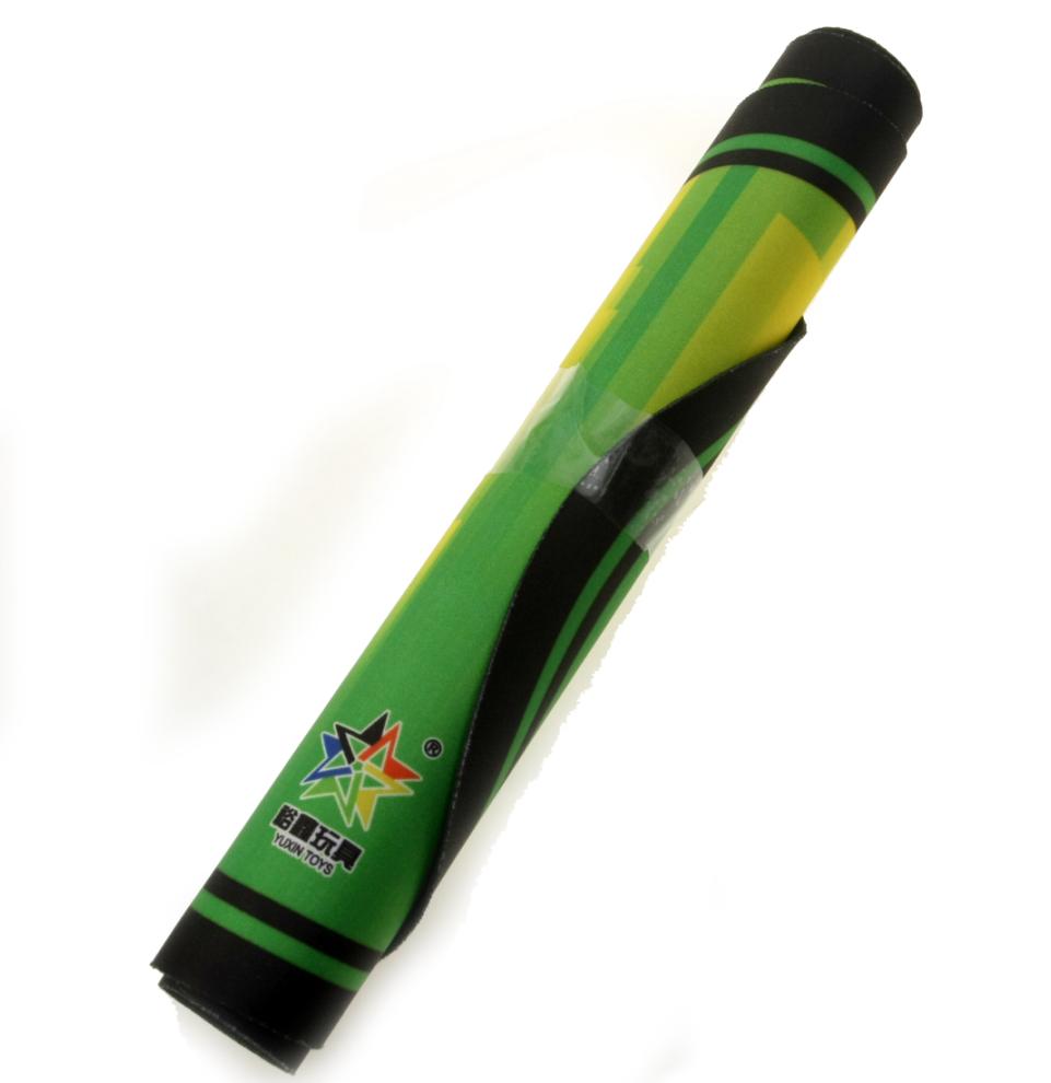 FO 裕鑫智勝 大墊綠色 魔術方塊 疊杯專用 墊子 速解魔方 計時器配備 WCA比賽 只有大墊 無計時器