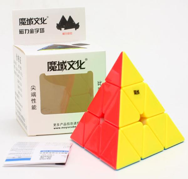 魔域磁力金字塔六色