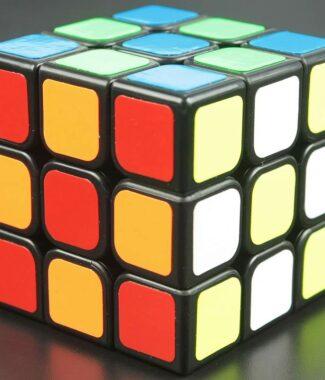 FO 魔方格啟航 56mm 三階魔術方塊啟航 奇藝 3階速解 魔方 益智玩具 解謎