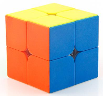 FO 魔方教室 MF2C 二階 MF2 魔術方塊 魔域 2階 速解 魔方 永駿文化 兒童 益智玩具