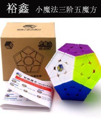 FO 智勝裕鑫小魔法三階五魔方 megaminx 速解魔術方塊 異形 mega