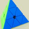 魔方教室金字塔彩