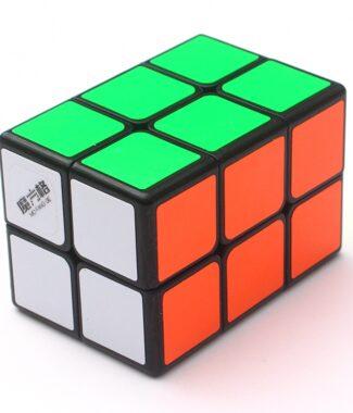 FO 奇藝魔方格 223 黑色 白色 不等階魔術方塊 異形魔方 有容錯 二二三 322 速解
