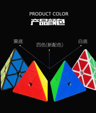 FO智勝裕鑫 小魔法 三階金字塔 pyraminx 速解魔術方塊 3階 異形 pyra