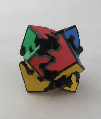 z-cube 二階齒輪 3D 製作 魔術方塊 異形魔方 2階 hello z