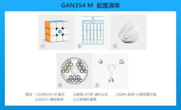 18 06 30 GAN354 M出厂配置表