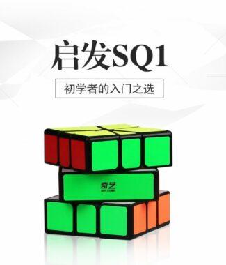 FO 啟發 SQ-1 奇藝 魔方格 速解 魔術方塊 扇形 魔方 SQ1 異形 彩色 益智玩具 SQ 1