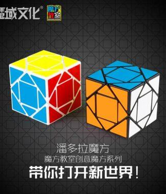 FO 魔方教室 潘朵拉 黑色 異形 魔術方塊 三階概念 3階 魔域文化 魔方 MF 魔域
