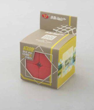 永駿 睿魄 彩色 二階 魔術方塊 入門 便宜 永駿文化 2階 魔方 益智玩具
