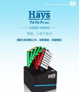 FO hays7 裕鑫 七階 kevin hays 7 7階 魔術方塊 高階 益智玩具 68mm 速解 魔方 磁力