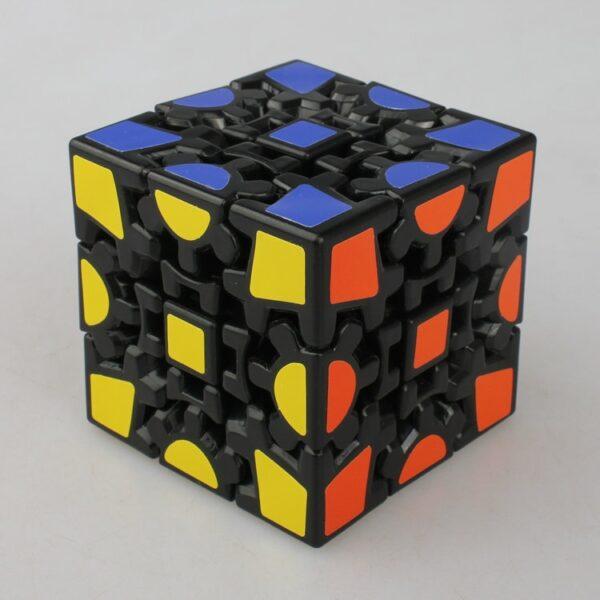 x cube齒輪一代黑