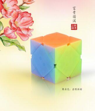 FO 奇藝 果凍系列 魔術方塊 二階 三階 四階 五階 鑰匙圈 斜轉 金字塔 SQ1 粽子 異形 魔方 魔方格