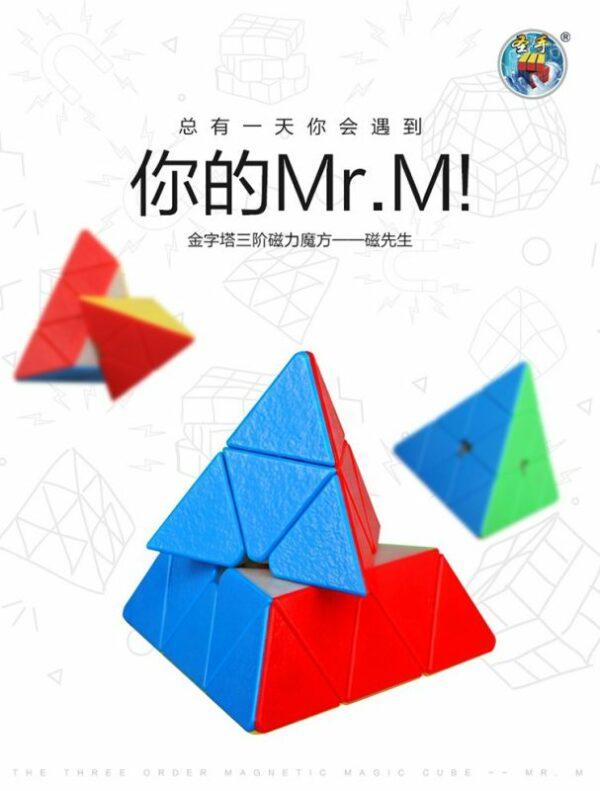 磁先生 三角 01