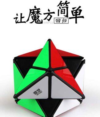 FO 奇藝 X魔方 異形 魔術方塊 魔方 恐龍 叉叉 八軸 120度 彩色 益智玩具 puzzle