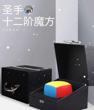 FO 聖手12階 高階 魔術方塊 速解品牌 聖手 12 十二階 彩色 六色 精美包裝 益智玩具