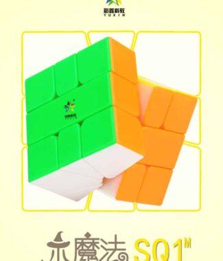 FO 裕鑫 小魔法 SQ1 甲醛 速解 異形 魔術方塊 扇形 魔方 SQ-1 智勝 益智玩具 SQ 1