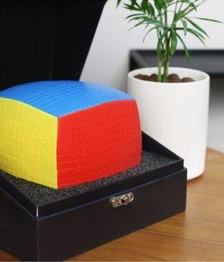 FO 聖手13階 高階 魔術方塊 速解品牌 聖手 13 十三階 彩色 六色 精美包裝 益智玩具
