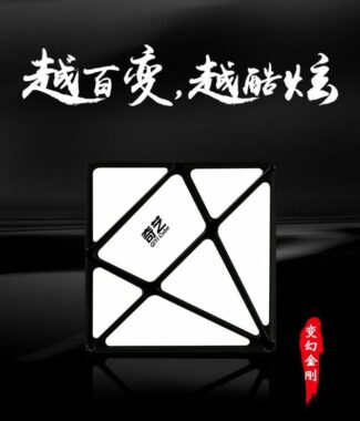 FO 奇藝 變幻金剛 三階概念方塊 彩底 3階概念 魔術方塊 魔方 滑順 魔方格 益智玩具 puzzle
