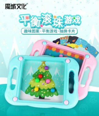 FO 平衡滾珠 魔域 兒童遊戲 可換圖案 平衡遊戲 益智玩具 考驗耐力與專注 ABS環保塑料