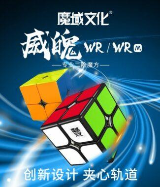 FO 魔域 威魄WR 二階 速解 魔術方塊 威魄 WR WRM 磁力 2階 益智玩具