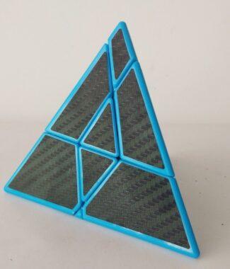 FO 樂方 鬼魔金字塔 異形 魔術方塊 三角形 四面體 益智玩具 魔方 鬼魔方