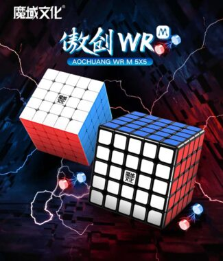 魔域 傲創WRM 五階 磁力 傲創 WRM 魔術方塊 速解魔方 傲創 WR M 益智玩具 5階