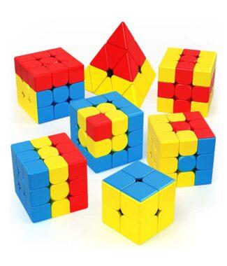 兒童教學系列 魔術方塊 老師 教學 兒童 解法書 培訓方塊 魔方 魔域 魔方教室 益智玩具 金字塔 三階 3階