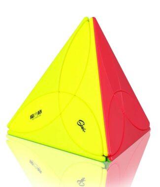 三葉草 奇藝 異形 魔術方塊 魔方 速解 魔方格 金字塔 益智玩具 變形 puzzles