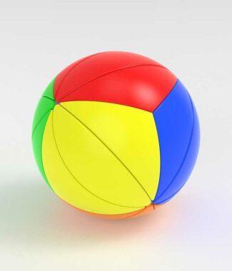 永駿 楓葉球 異形 Maple ball 新設計 YJ 球形 魔方 魔術方塊 益智玩具