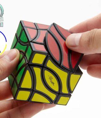 藍藍 雙魚座 異形 魔術方塊 魔方 4 Corner 益智玩具 遊戲 lanlan