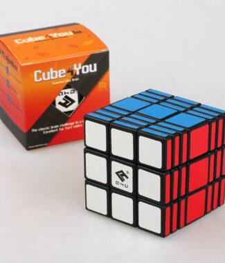 銘浩之 334 337 不等階 魔術方塊 黑色 拼裝 異形 C4U 玩具 魔方