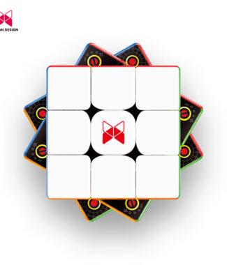 風二代 XMD 奇藝魔方格 磁力 磁鐵 三階 魔術方塊 3階 速解 風 2代