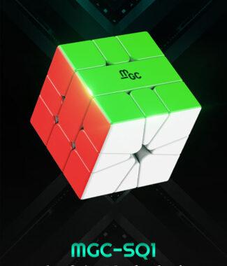 MGC SQ-1 永駿 異形 魔術方塊 SQ 1 扇形 魔方 速解 益智玩具 square 彩色