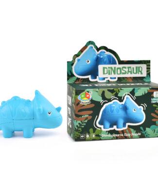 泛新恐龍 異形 魔術方塊 恐龍 霸王龍 三角龍 魔方 223 三階概念方塊 二二三 不等階 益智玩具